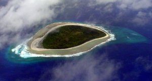 Takutea Island - 20km northwest of Atiu